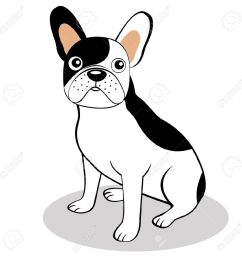 french bulldog clipart free  [ 1300 x 1300 Pixel ]