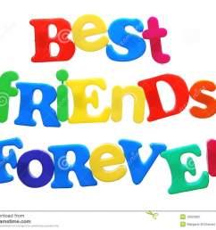 best friends forever clip art  [ 1300 x 1090 Pixel ]
