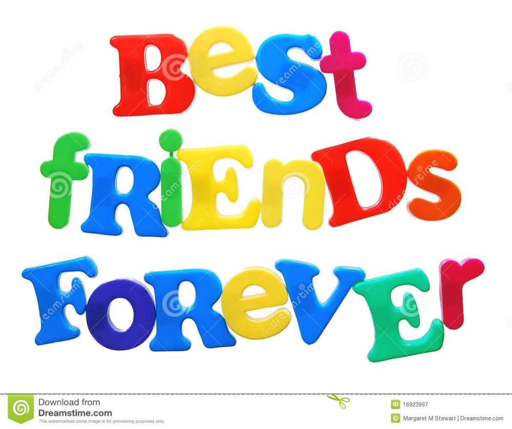 medium resolution of best friends forever clip art