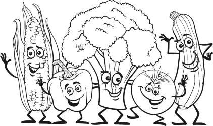 vegetable clipart fruit garden gardening clipground