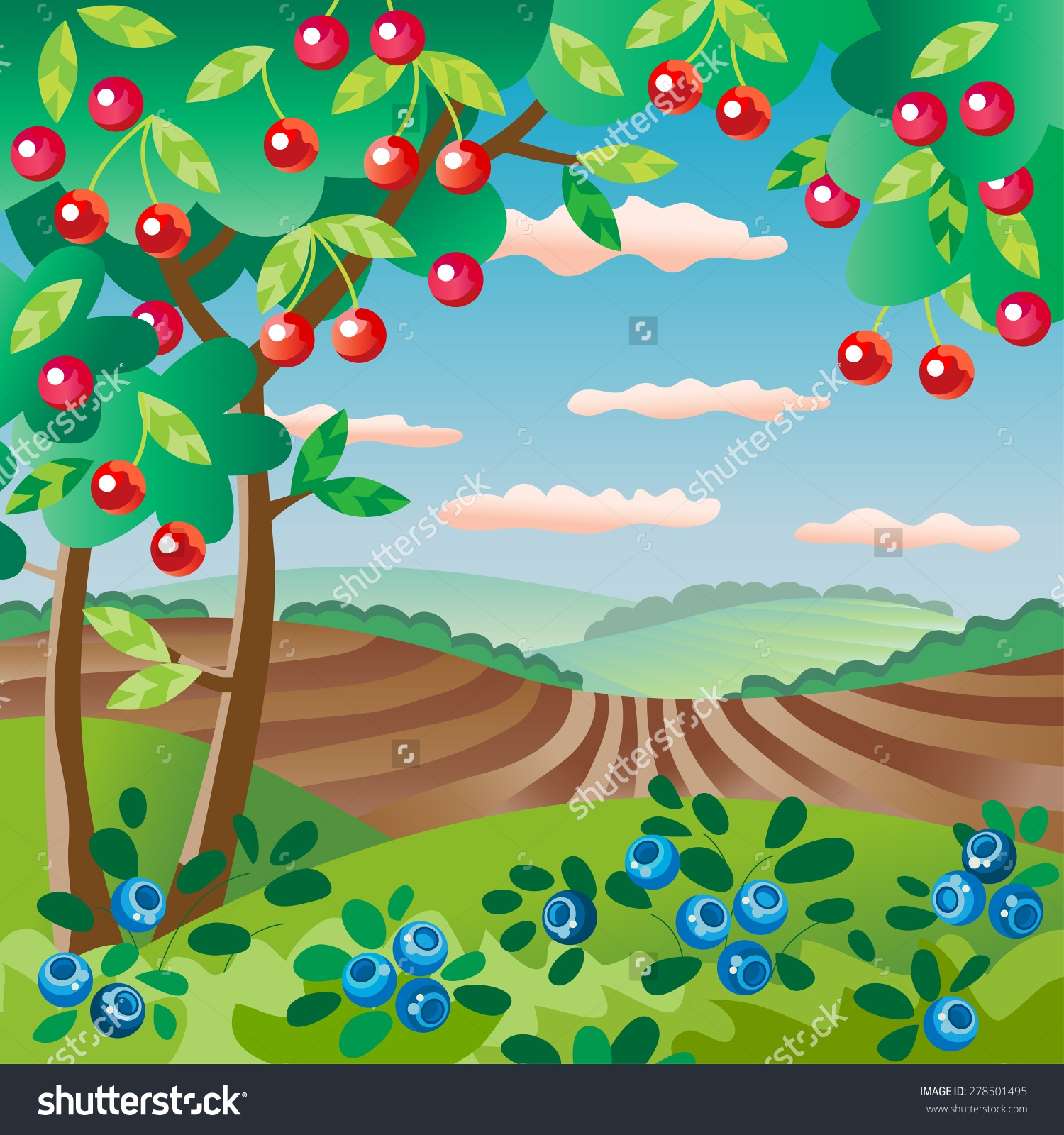 Fall Leaves Watercolor Wallpaper Fruit Garden Clipart Clipground