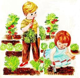 vegetable clipart garden tree clipground fruit 20clipart 20garden