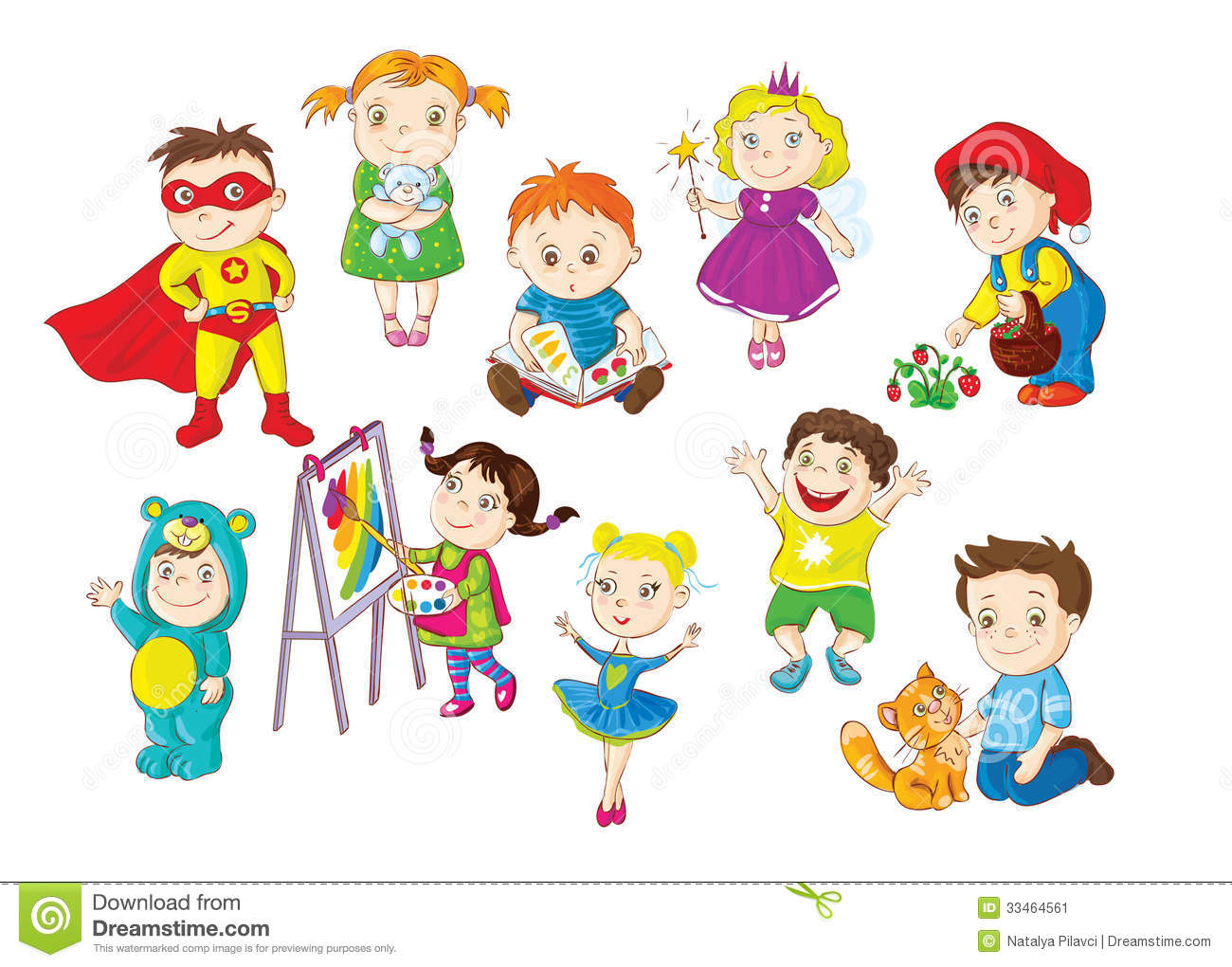 Fun For Kids Clipart