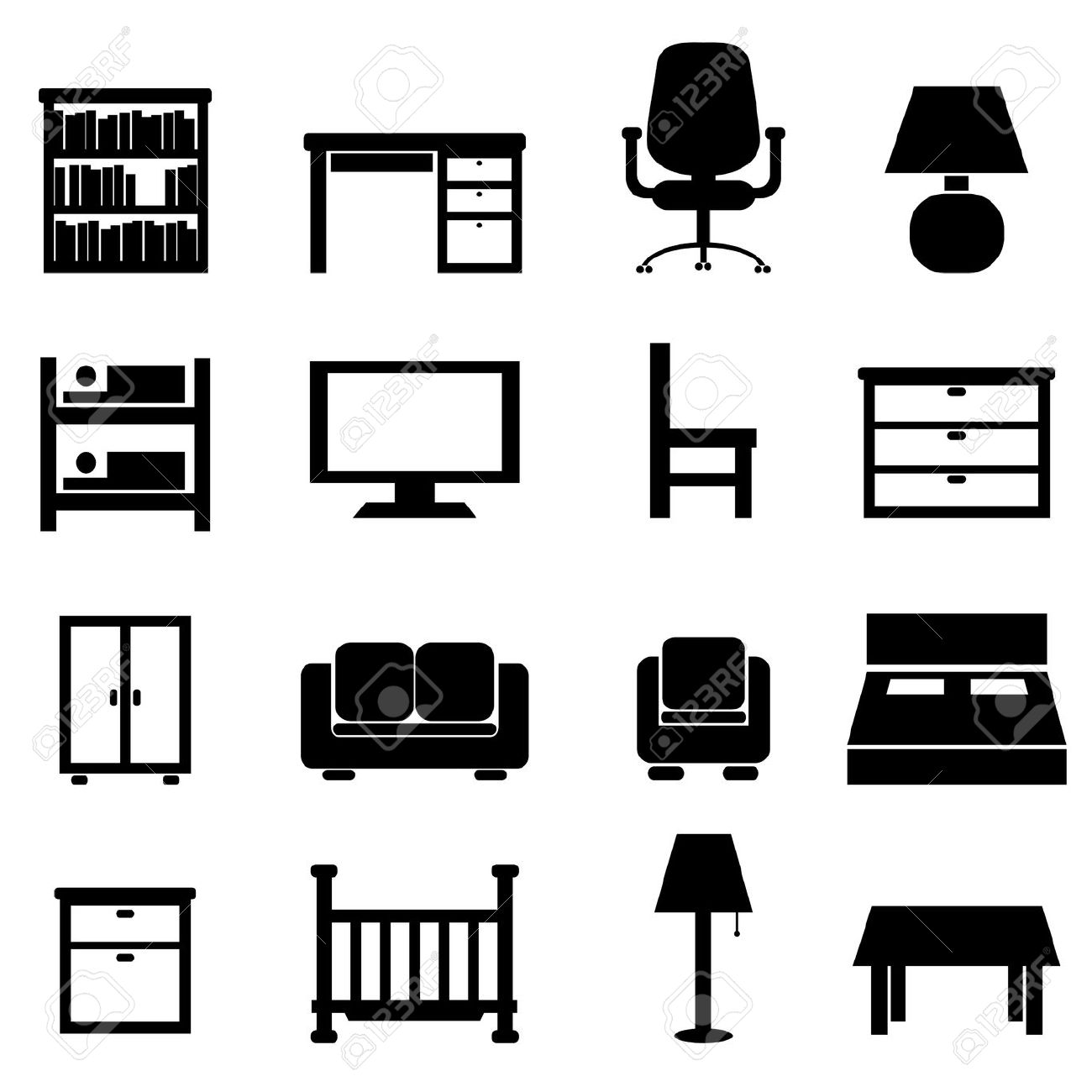 office chair ballet oversized adirondack chairs furniture clipart - clipground