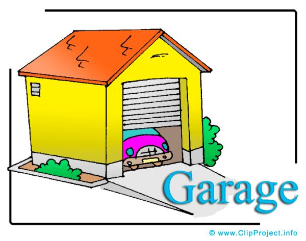 garage clipart - clipground