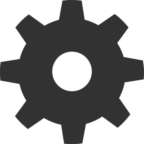 Gear Clipart - Clipground