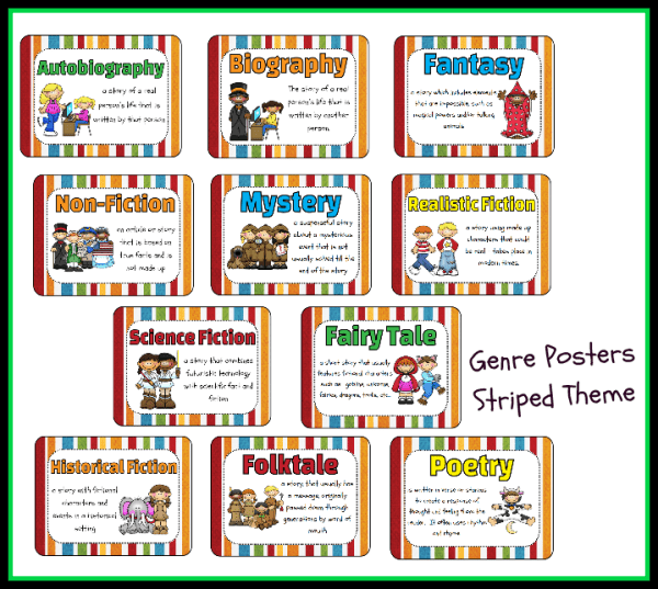 genres clipart - clipground