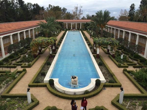Getty Villa Clipart - Clipground