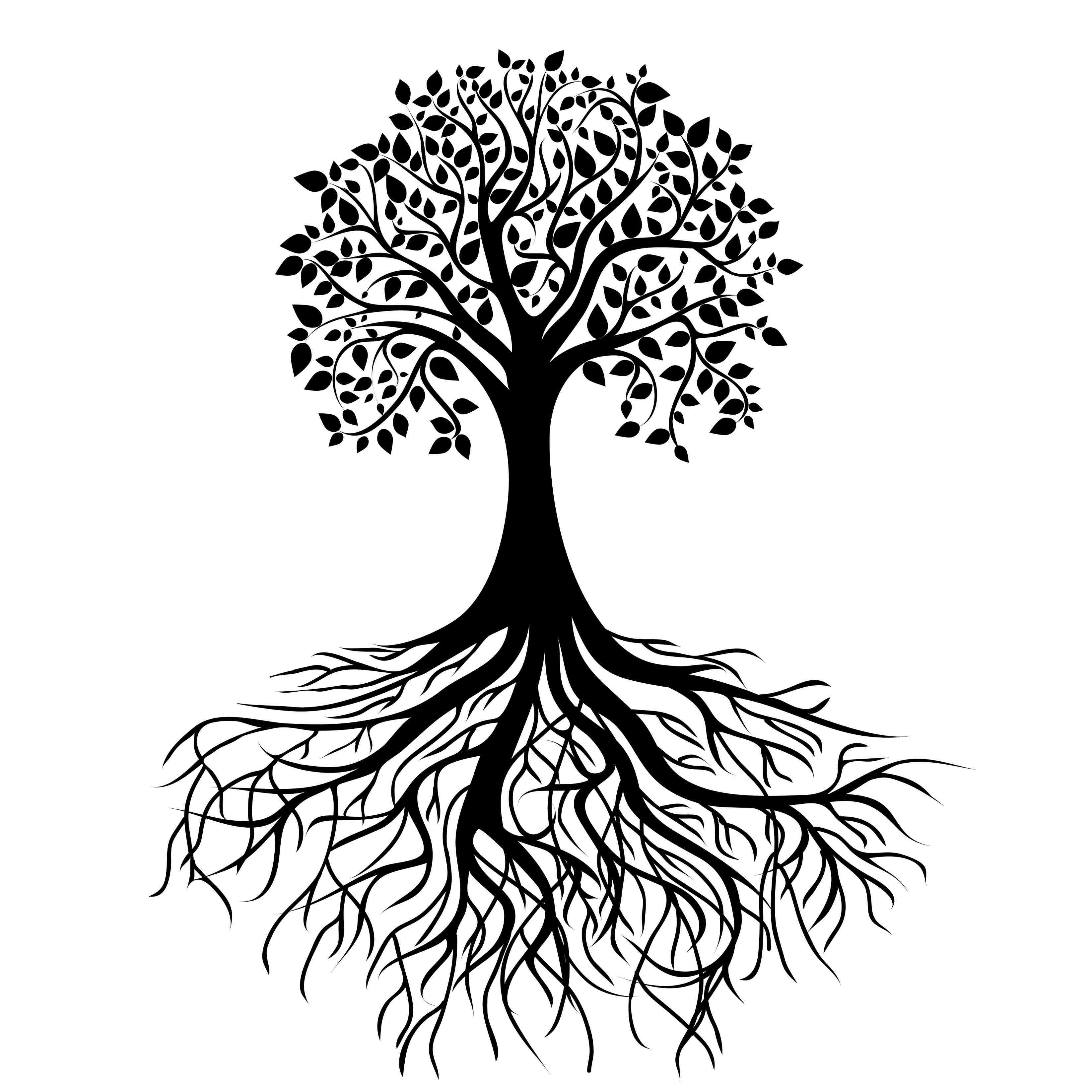 Giant Tree Of Life Clipart