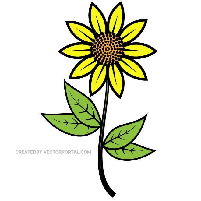 Sonnenblume Clipart