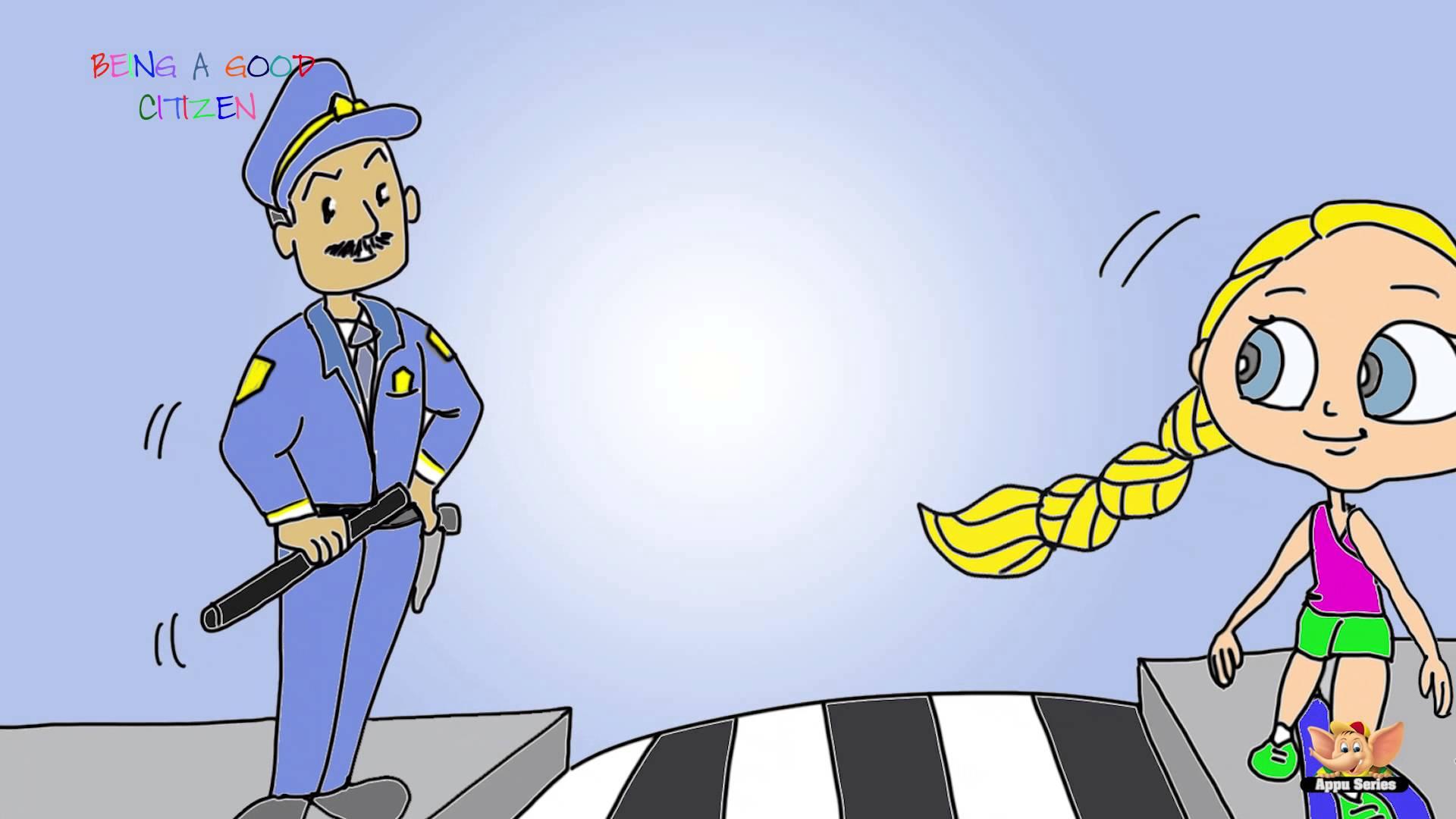Good Citizenship Clipart