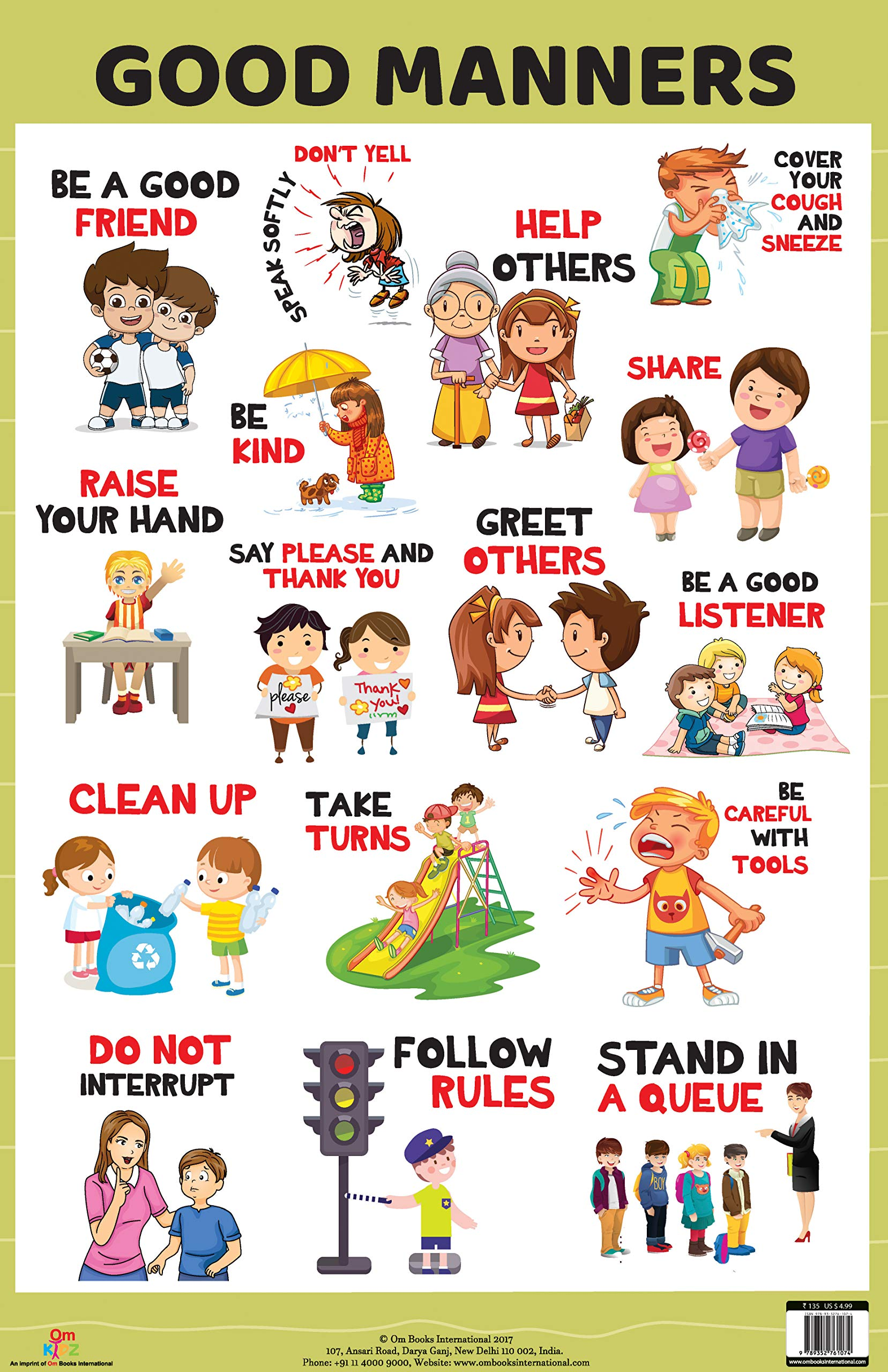 Good Manners Clipart 10 Free Cliparts