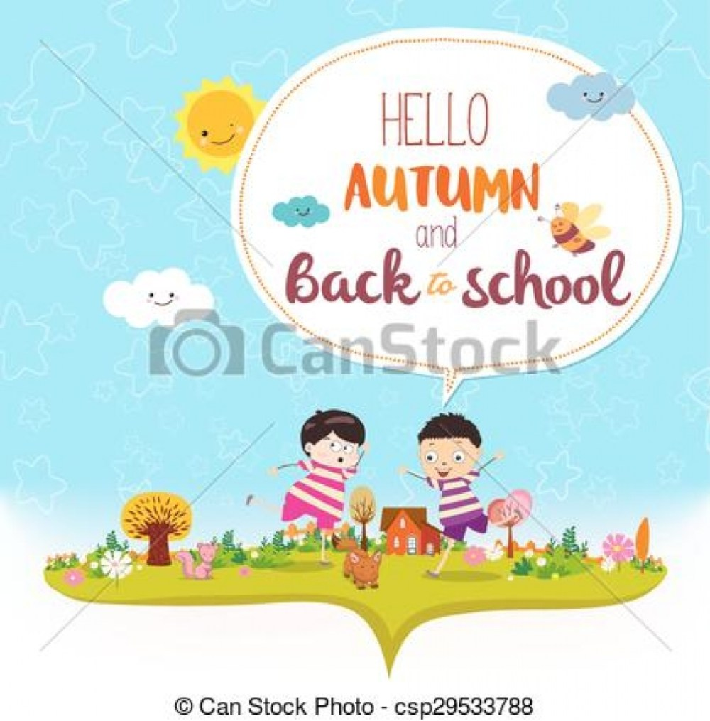 medium resolution of goodbye summer clipart