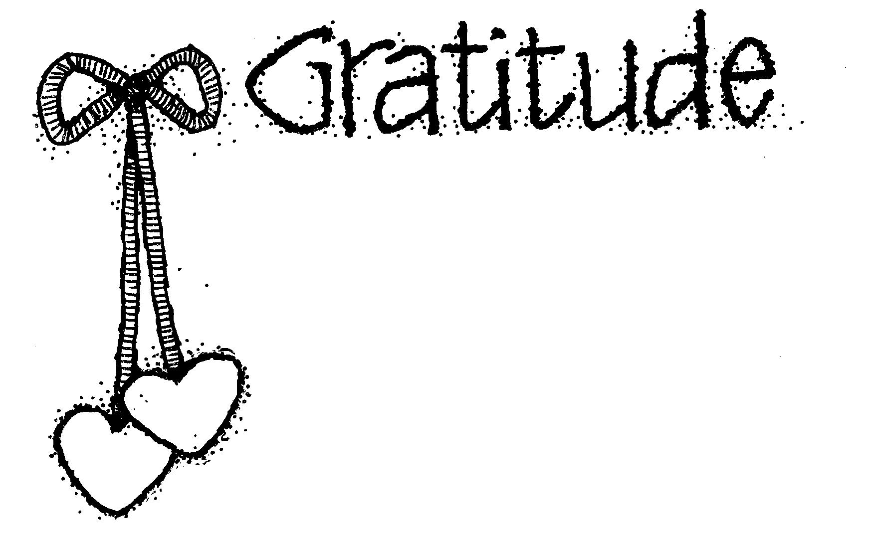 Gratitude Clipart