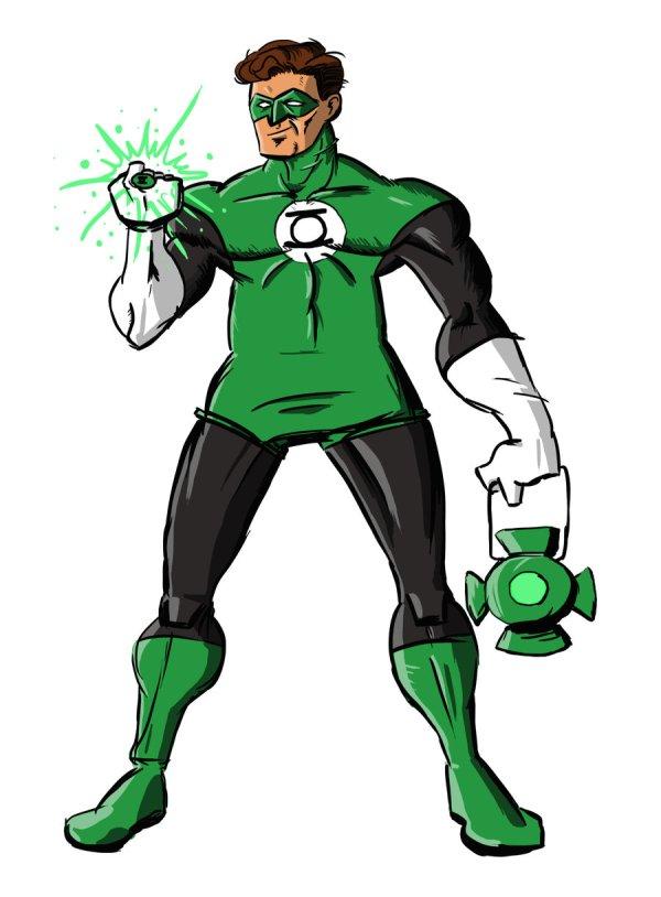 green lantern clipart - clipground