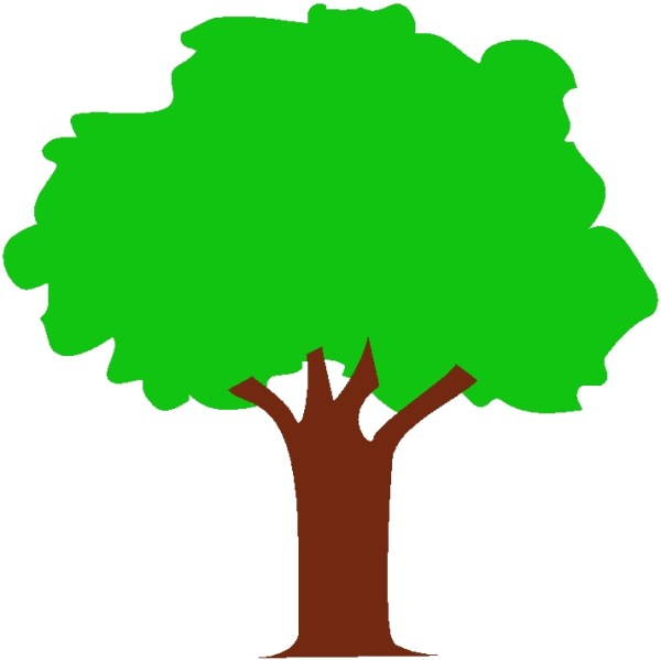 green tree clipart - clipground