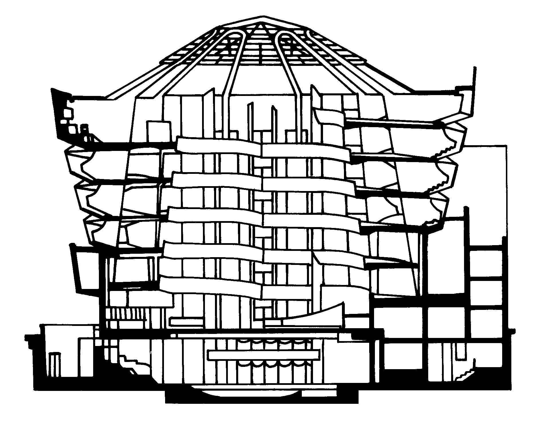 Guggenheim Museum Clipart 20 Free Cliparts