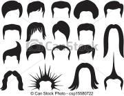 hair style clipart - clipground
