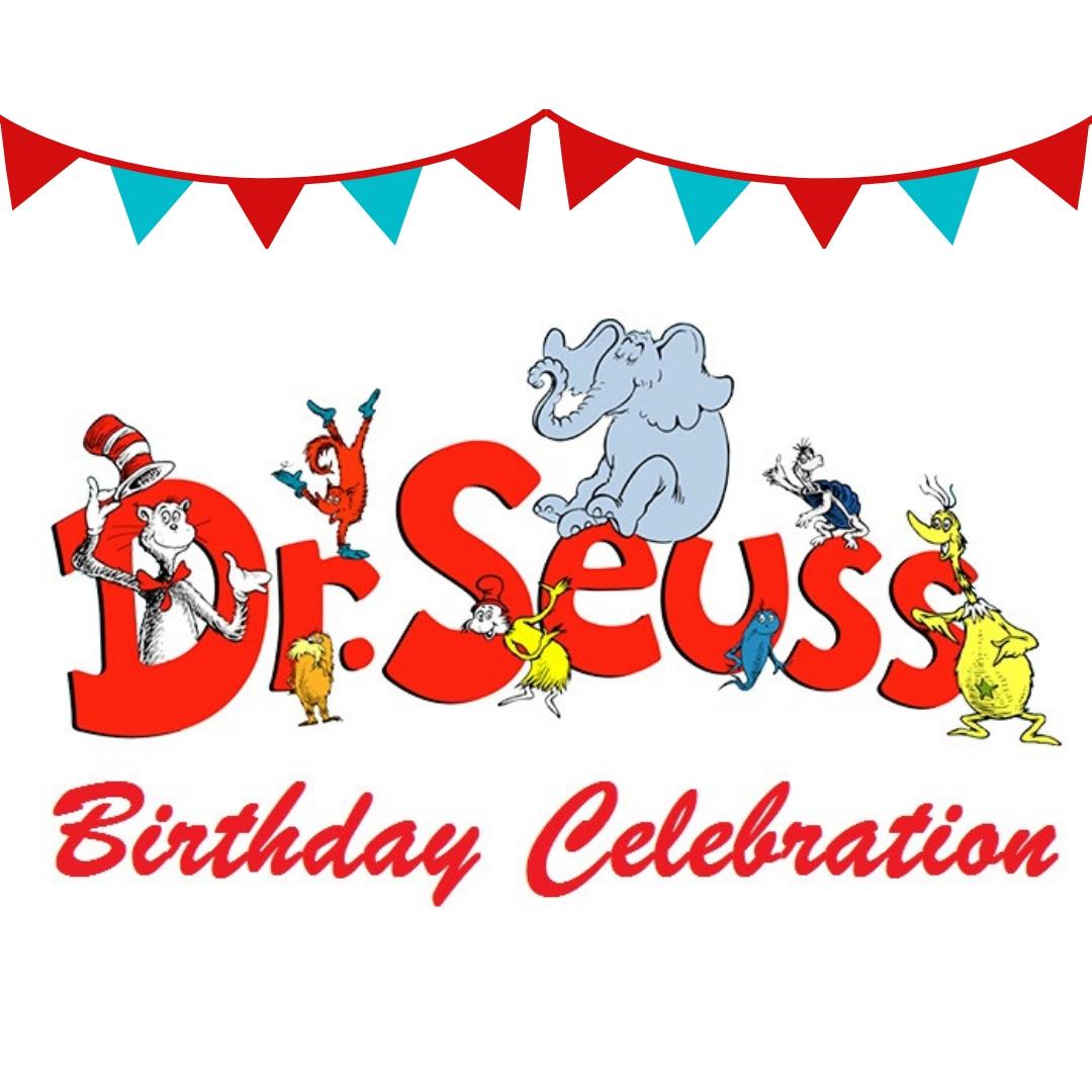 Happy Birthday Dr Seuss Clip Art 10 Free Cliparts