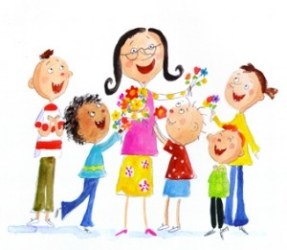 teacher hugging student clipart students clipground happy guard coast