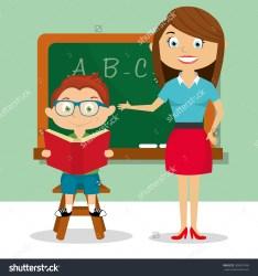 teacher student hugging happy clipart cartoon cartoons clipground help