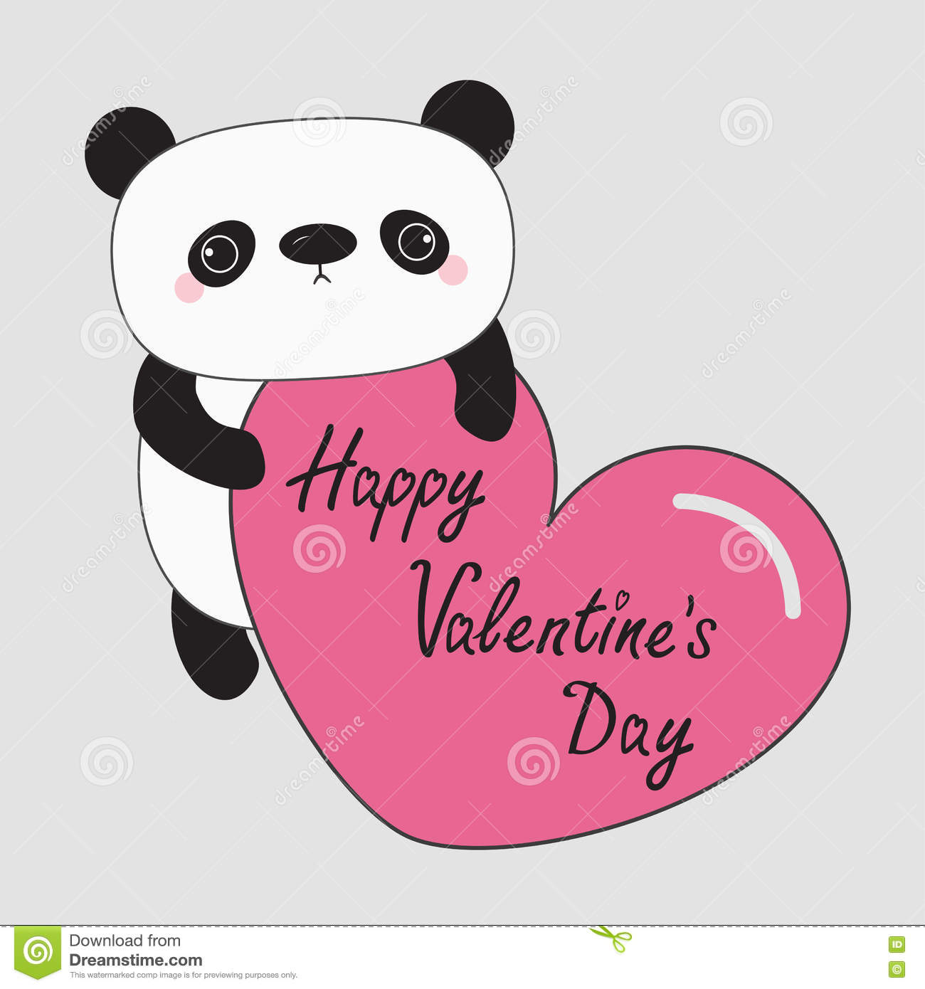 Heart Clipart For Valentines Day Cute Animals 20 Free