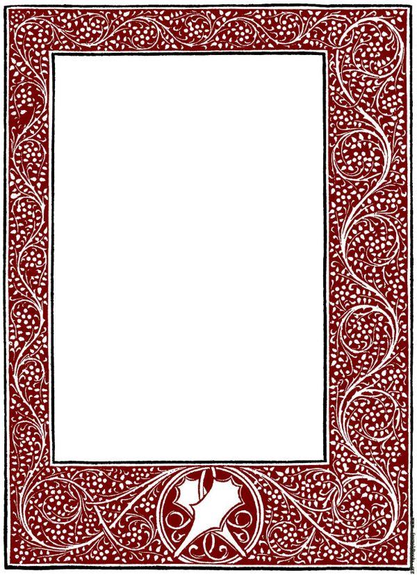 Renaissance Page Borders