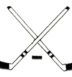 hockey sticks clipart [ 1026 x 778 Pixel ]