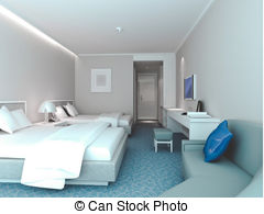 Hotel room clipart  Clipground