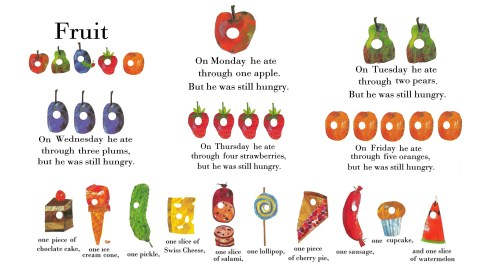 small resolution of thepodandthepea diy the very hungry caterpillar party menu