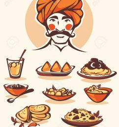 4 550 indian food cliparts stock vector and royalty free indian  [ 993 x 1300 Pixel ]