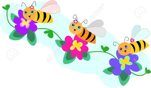 insect flower clipart - clipground