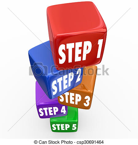 step-step clipart 20 free cliparts