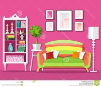 Room with flowers clipart - Clipground