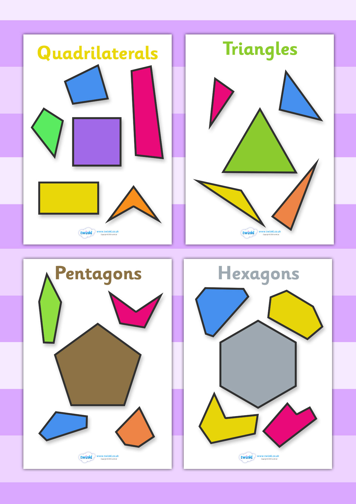 Irregular Shapes Clipart 20 Free Cliparts