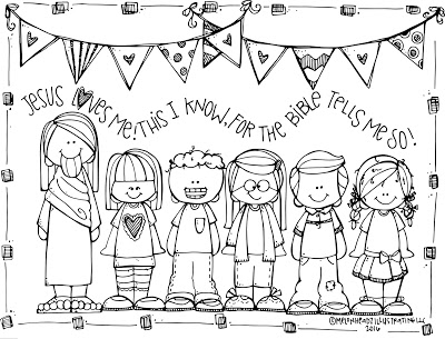 jesus loves children black and white clipart 20 free