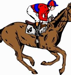 horse jockey clipart  [ 1471 x 1155 Pixel ]