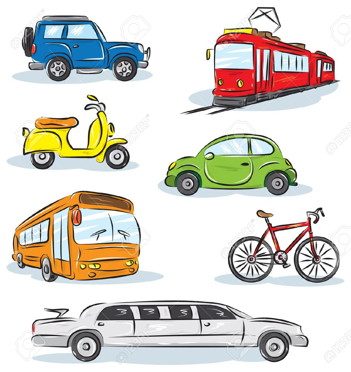 vehicle diagram clip art ford 7 way trailer plug wiring land clipart clipground