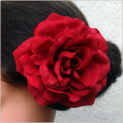 Large Flower Clips Clipground