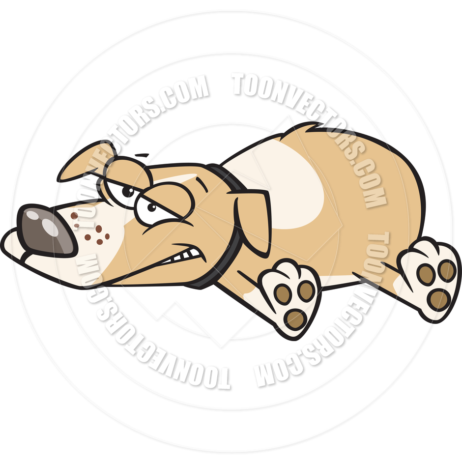 hight resolution of lazy dog clipart