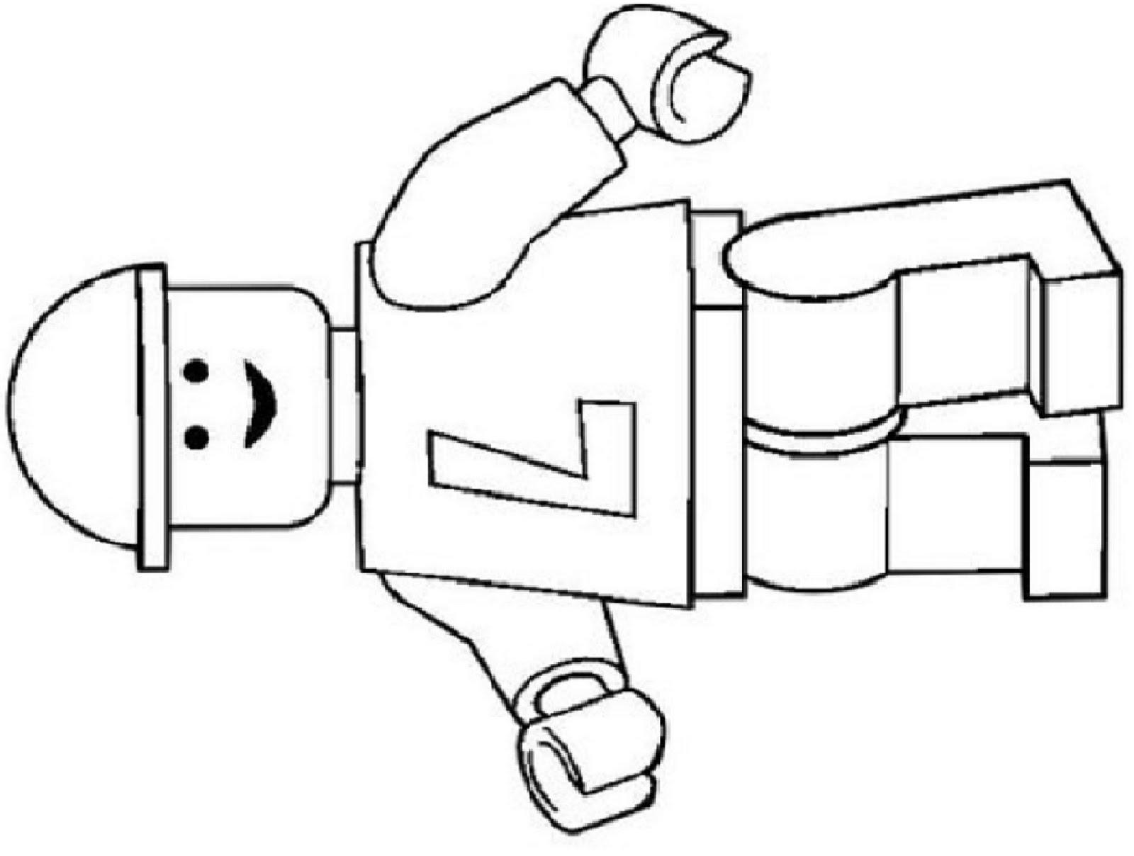 Lego Person Clipart