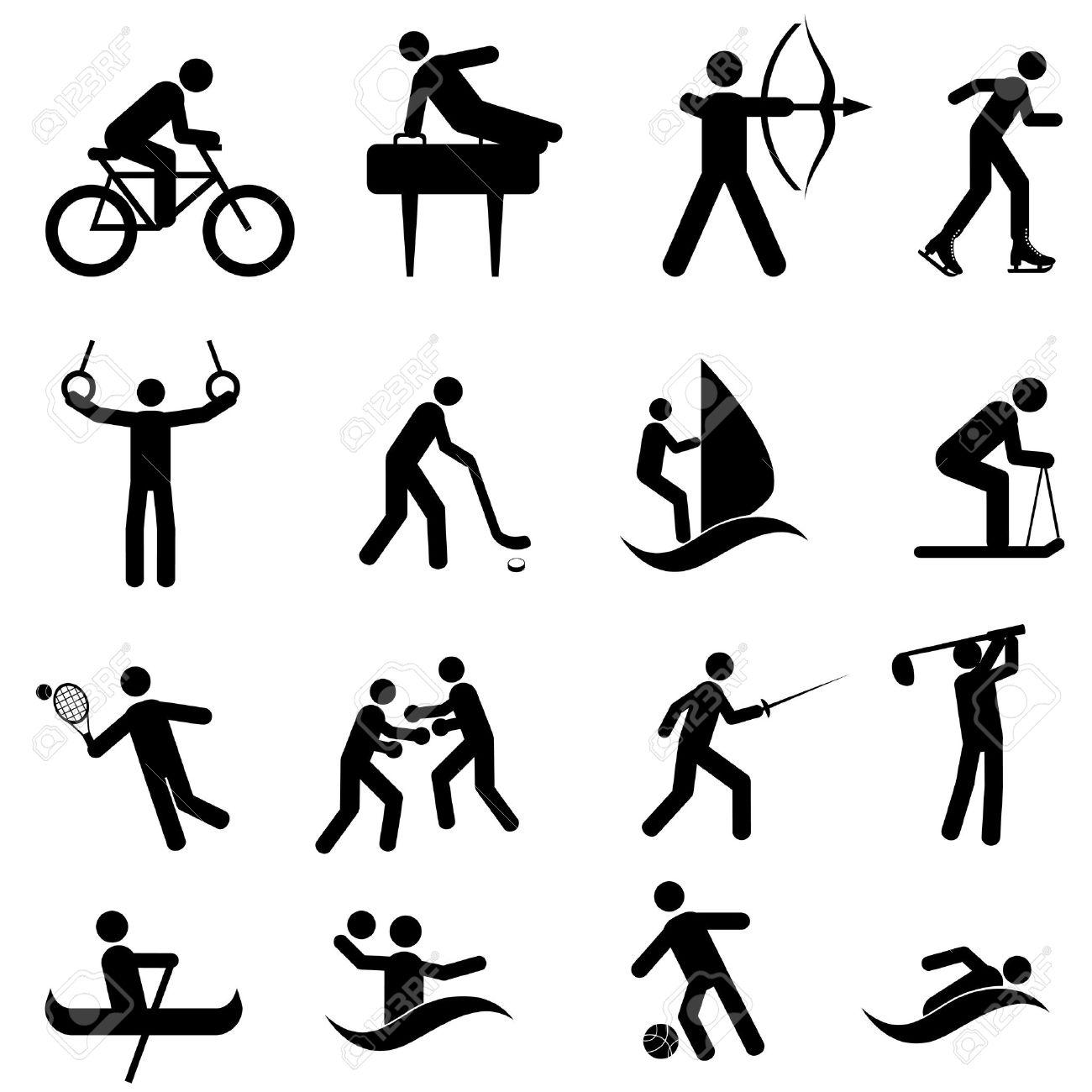 Leisure Activity Clipart
