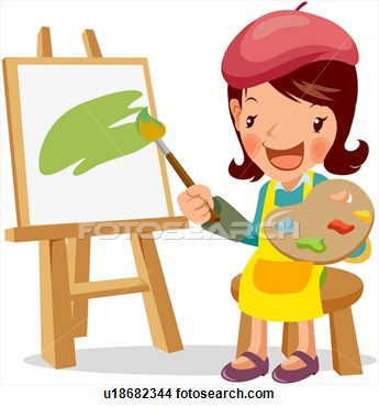 life artist clipart - clipground