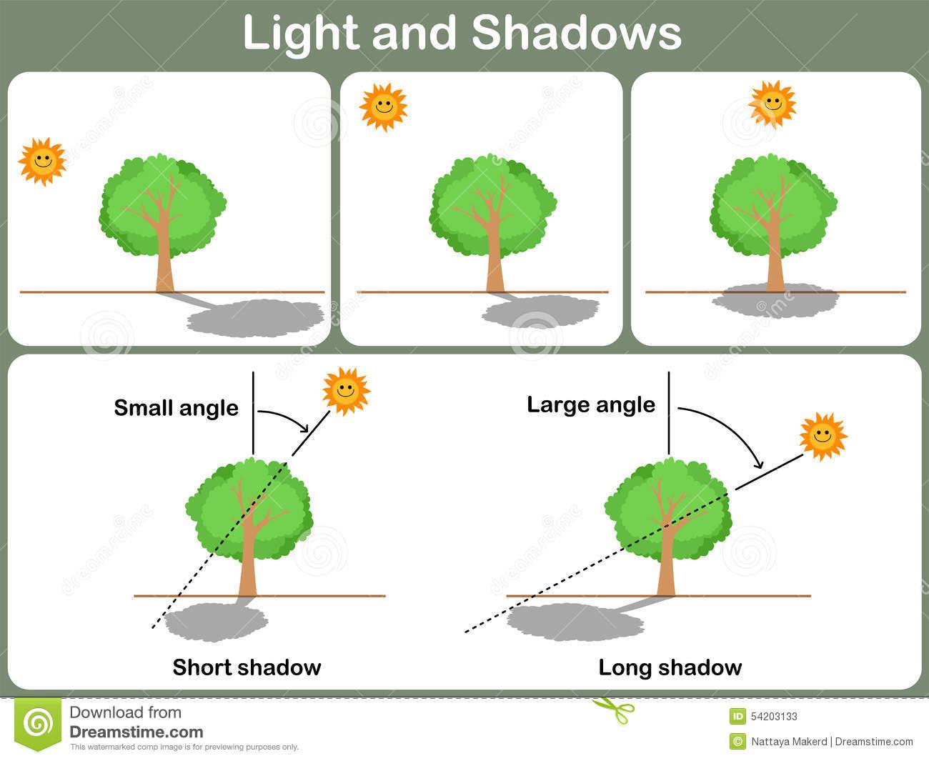 Light Shadow Clipart
