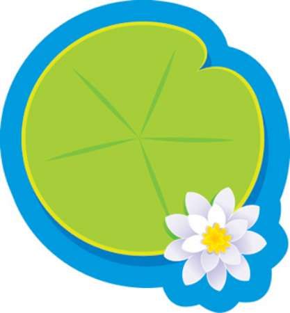lily pads clipart - clipground