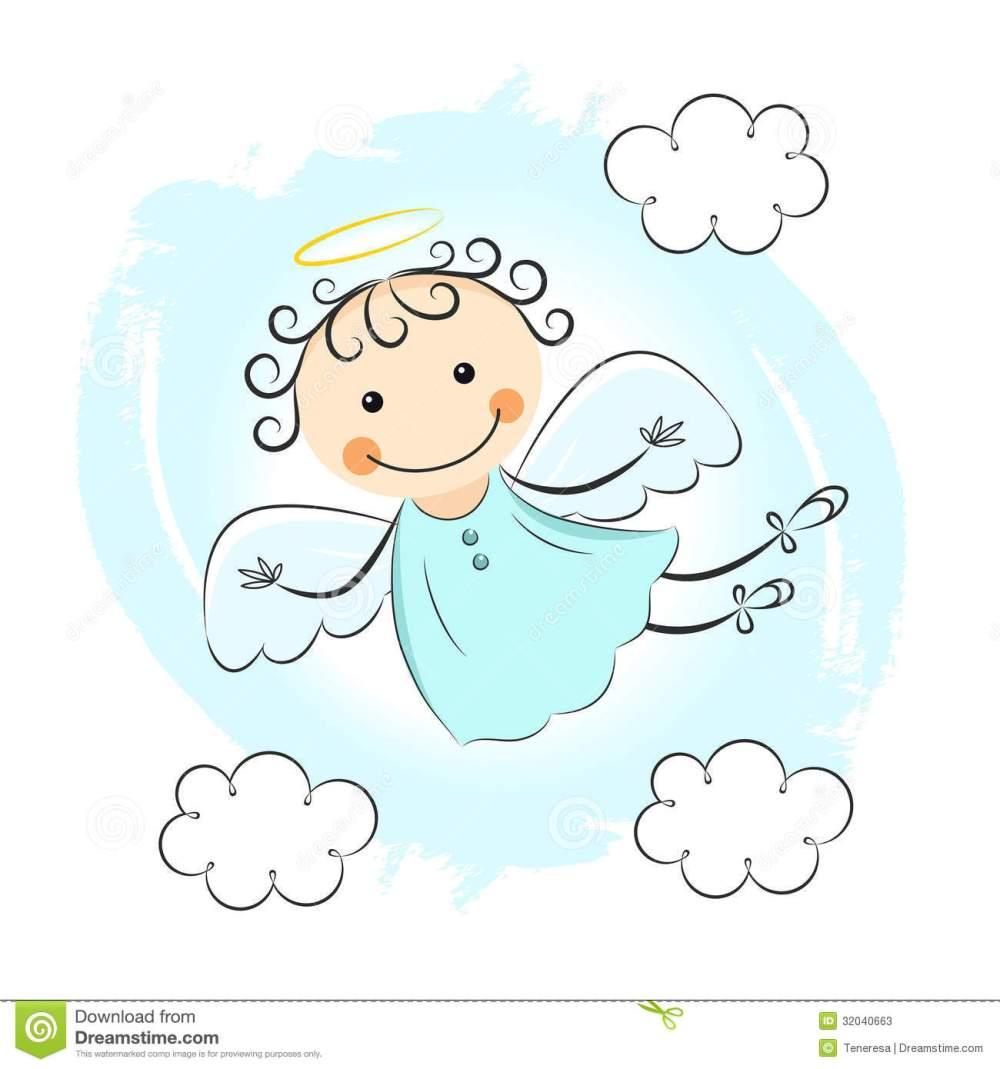 medium resolution of little angels clipart