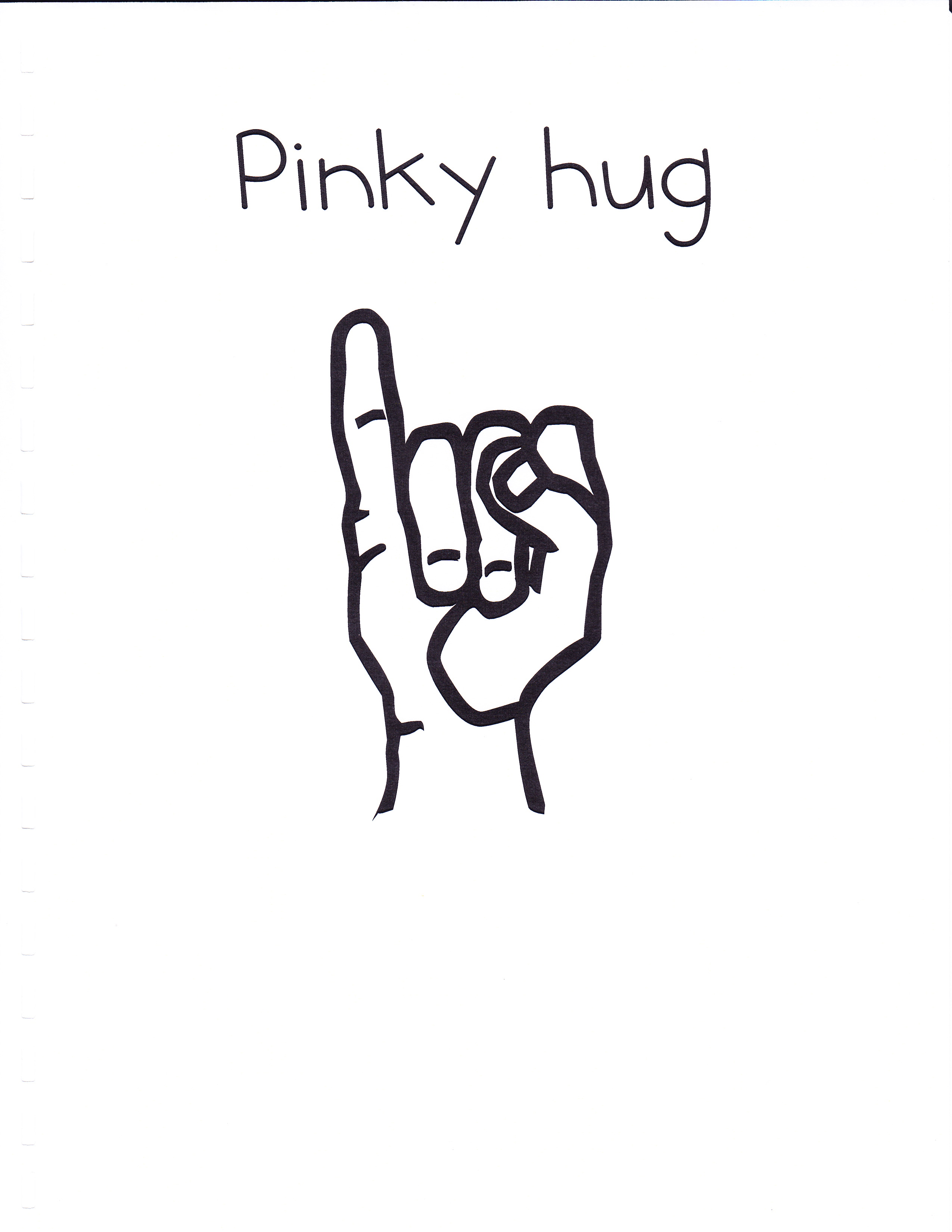 Pinky Clipart