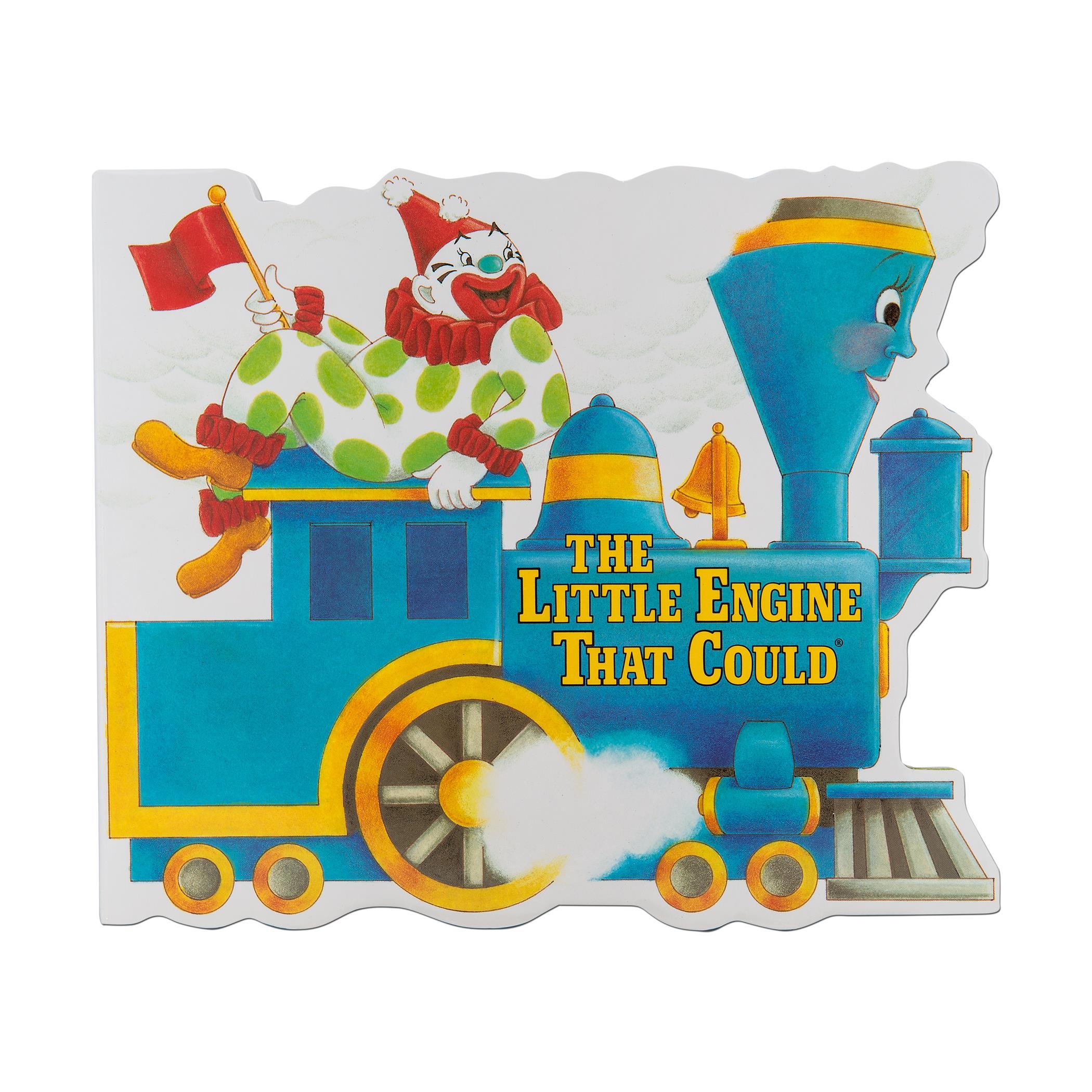 Little Train Clipart