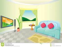 Livingroom clipart