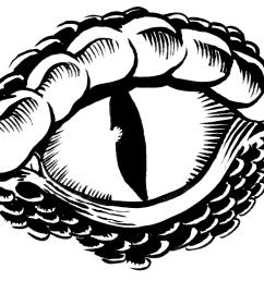 monster eye clipart [ 1178 x 989 Pixel ]